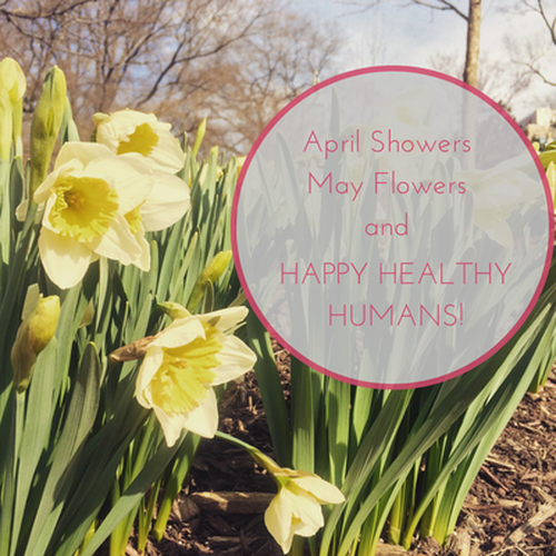 ☔️Happy Healthy Spring From Old Town on the Monon Apartments!☔️